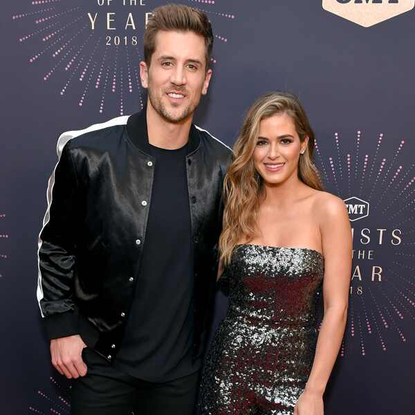 Jordan Rodgers, JoJo Fletcher, 2018 CMT Artists of The Year